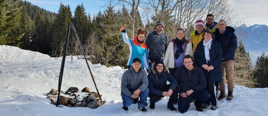 Programme: Berghütte Bild Nr.1