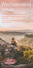 Seitenleiste: wertweisend leben - Download Broschüre