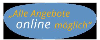 Startseite: Online Trainingsangebote